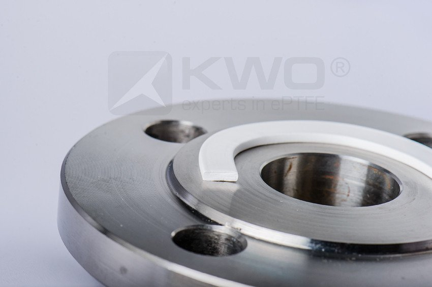 KWO® ePTFE CellFlon® Band weiß Dichtungsband
